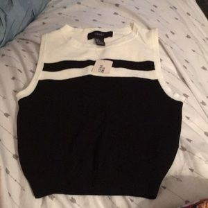 Bnwt forever 21 crop top